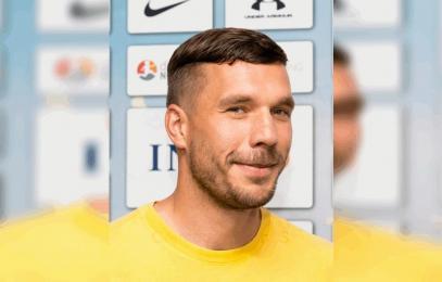 Lukas Podolski o Zabrzu: To jest mój dom, ludzi tu znam