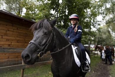 """Za nami zawody jeździeckie dla dzieci """"Pony Cup"""" [Fotorelacja]"""