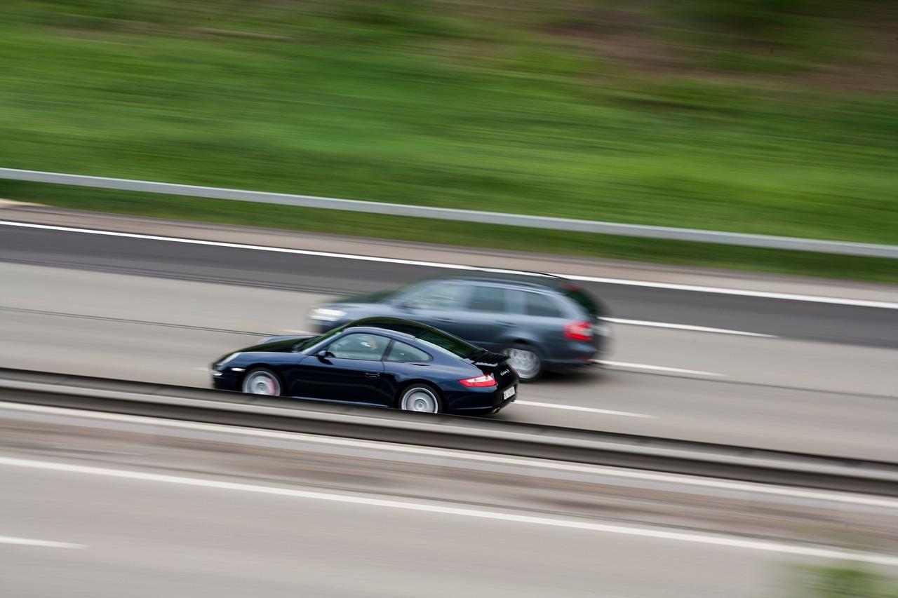 Ograniczenie prędkości na zabrzańskim odcinku DTŚ