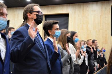 Inauguracja roku akademickiego w Zabrzu