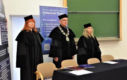 Inauguracja nowego roku akademickiego na Wydziale Organizacji i Zarządzania