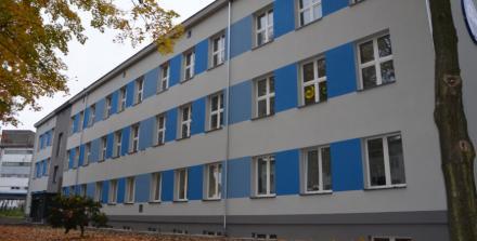 [Foto] Międzynarodowe Szkoły w Zabrzu w nowej siedzibie