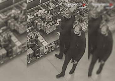 Kradli sprzęt elektroniczny. Rozpoznajesz ich?