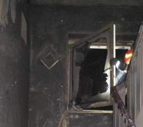 Nocny Pożar w Rokitnicy! 3 osoby poszkodowane