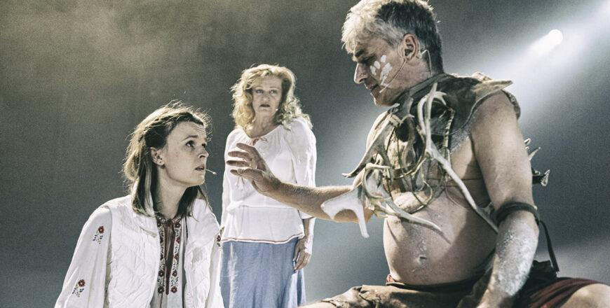 """""""Królowa Śniegu"""" – propozycja Teatru Nowego zarówno dla dzieci, jak i dorosłych"""