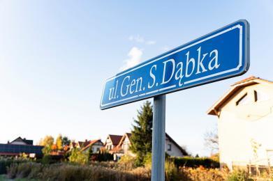Nowa droga w ciągu ul. Dąbka już gotowa. To nie koniec inwestycji w dzielnicy