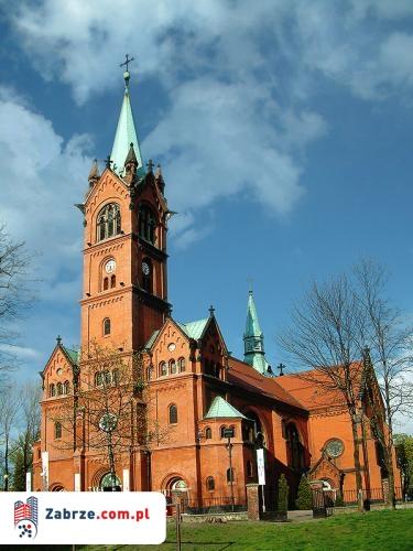 Centrum Południe - Kościół pw. św. Anny