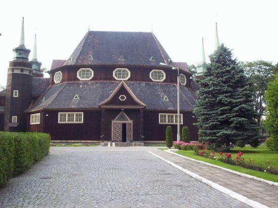 Zaborze Północ - Kościół pw. św. Jadwigi