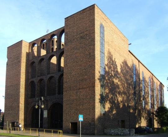 Centrum Południe - Kościół pw. św. Józefa
