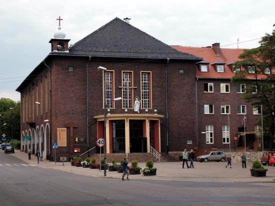 Centrum Północ - Kościół pw. św. Kamila