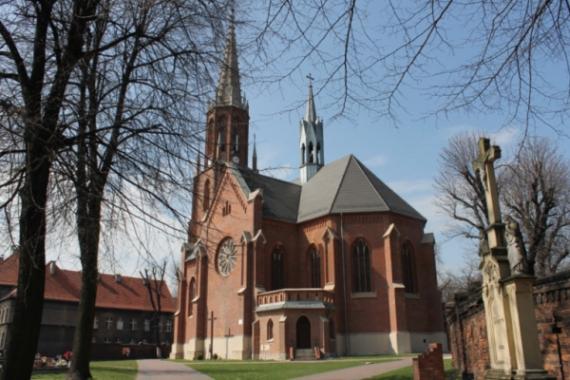 Biskupice - Kościół pw. św. Jana Chrzciciela