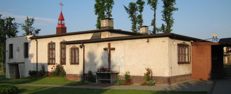 Grzybowice - Kościół pw. Matki Boskiej Różańcowej