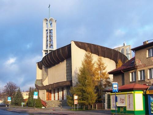 Helenka - Kościół pw. Najświętszej Maryi Panny Matki Kościoła