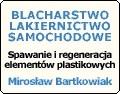 Auto-Hager Mirosław Bartkowiak blacharstwo - lakiernictwo