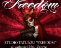 FREEDOM Tattoo  Piercing