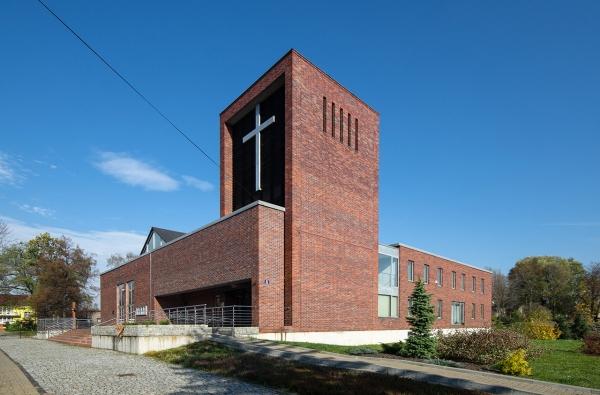 Kończyce - Kościół pw. Bożego Ciała