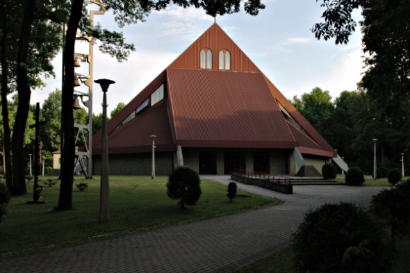 Guido - Kościół pw. Świętego Krzyża