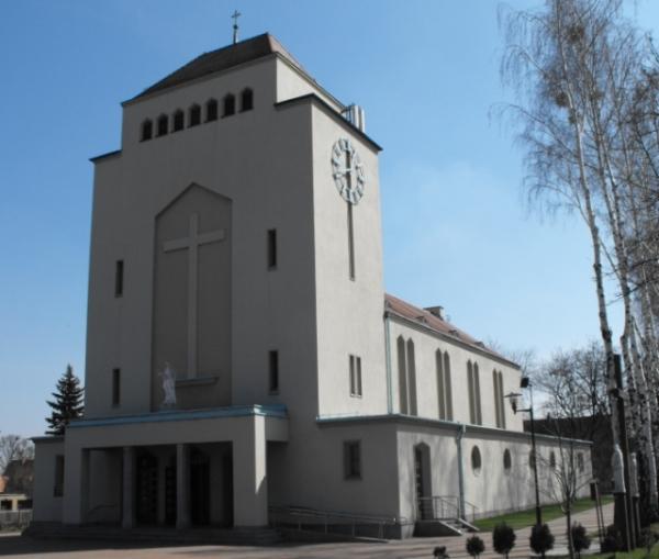 Mikulczyce - Kościół pw. św. Teresy od Dzieciątka Jezus