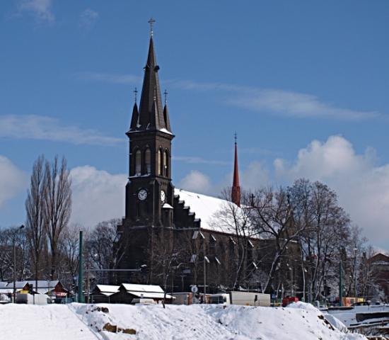 Zaborze Północ - Kościół pw. św. Franciszka z Asyżu