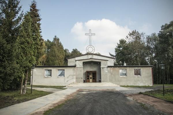 Os. Młodego Górnika - Kościół pw. św. Barbary