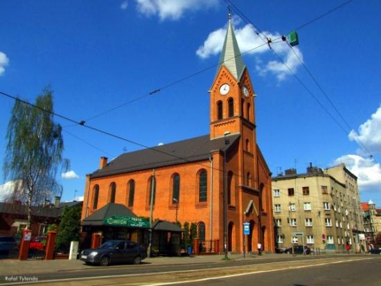 Ewangelicko-Augsburska - Kościół Pokoju