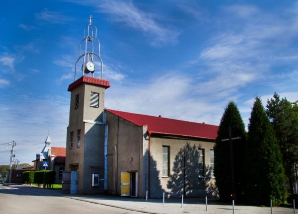 Makoszowy - Kościół pw. św. Jana i Pawła Męczenników